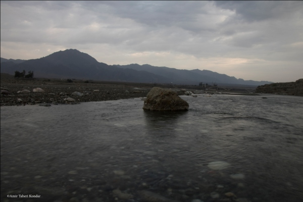Abnema River - Rudan
