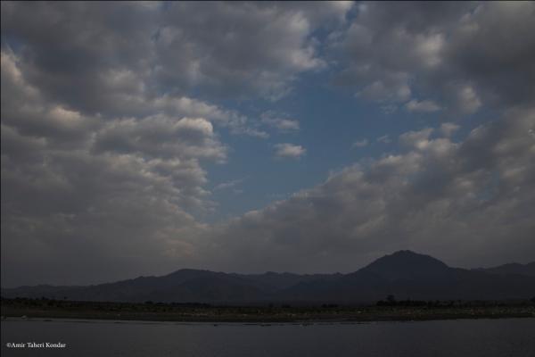 Abnema River and Gorom Mount - Rudan