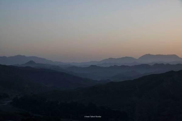 Dawn - Kondar