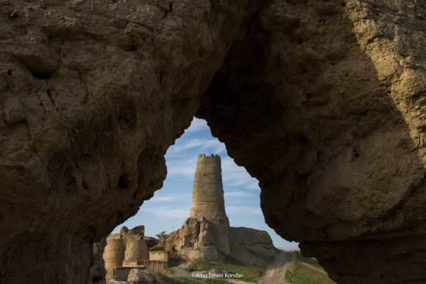 Manujan Castle کلات منوجان