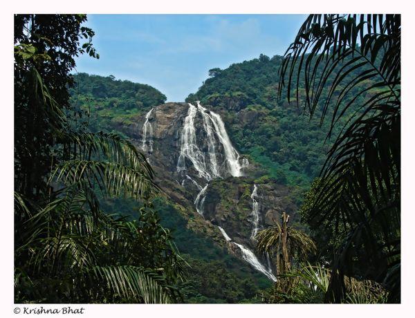 doodsagar waterfalls
