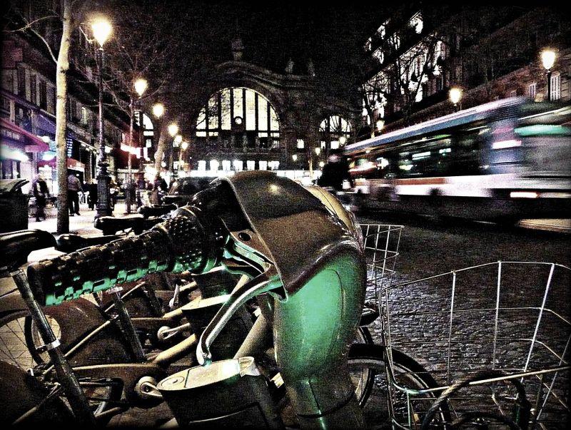 """Le """"bruit' de la ville"""