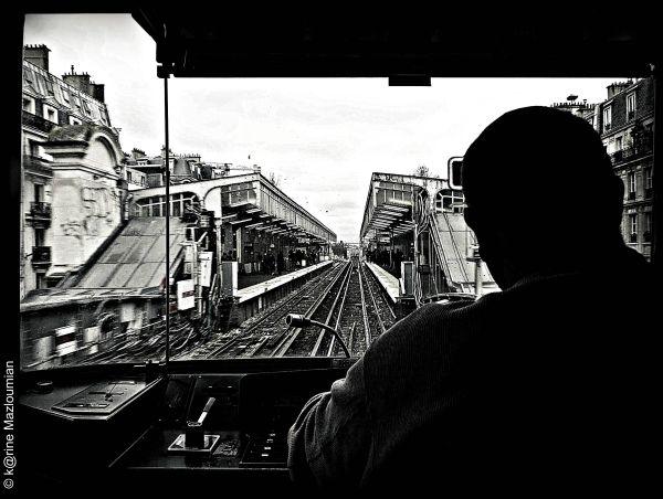 Tête de train