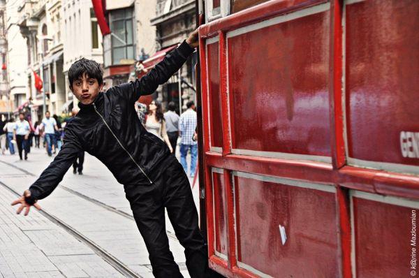 Tramway kid