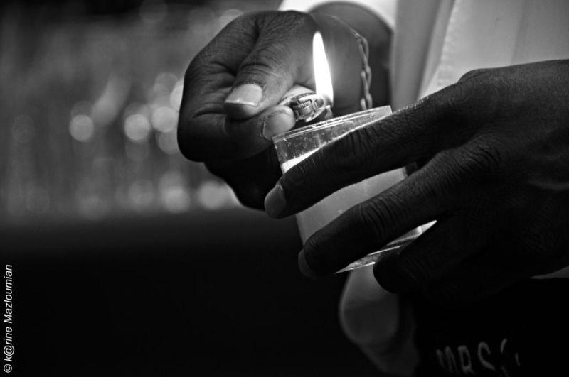 Ajuster sa propre hauteur de flamme