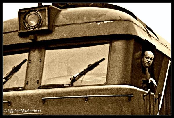 Bunker Train