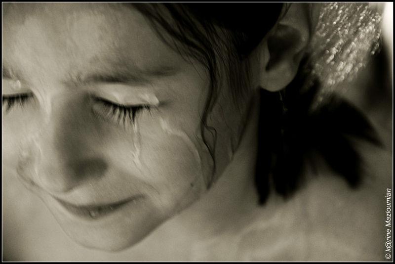 Je ne pleure pas, j'apprends à m'apaiser