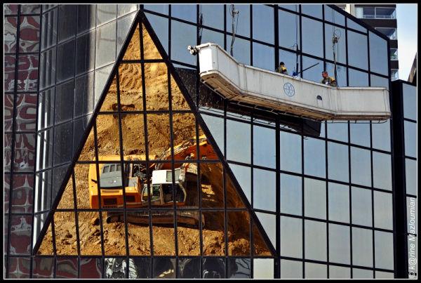 Re©onstructi⊙n & lavage des vitres (aut⊙p⊙rtrait)