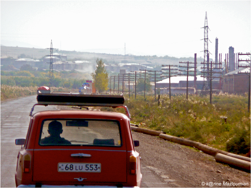 R⊙man arménien