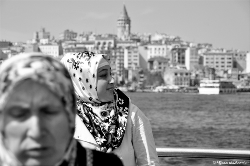 Galata Tower Girls ♡