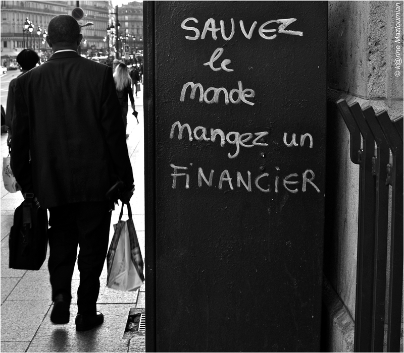 Wall / Street (Menu)