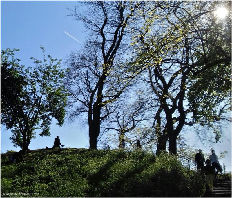Springtime silent less⊙n