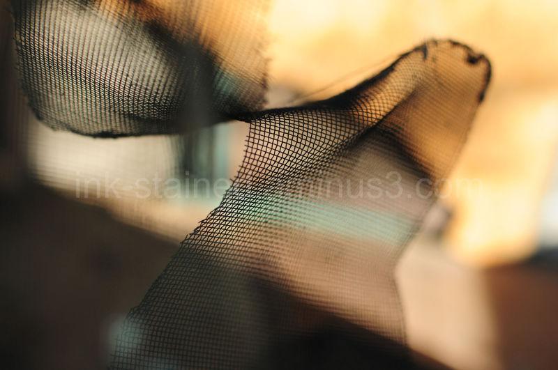 pattern of a broken screen