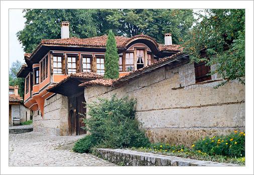 Old hoses in Koprivstica