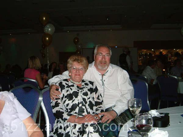 Janette  & Peter GM7AAJ