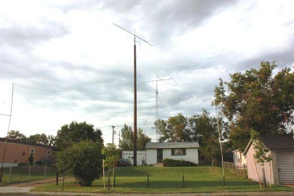W7MAD  antena farm