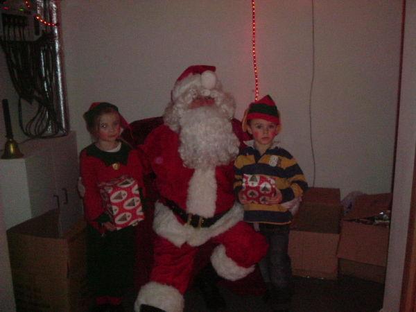 Santa Claus  GI0AQD  David