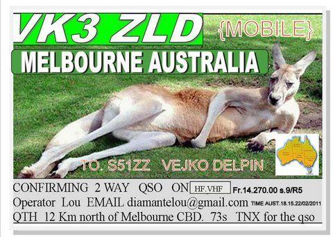 Vk3ZLD mobile