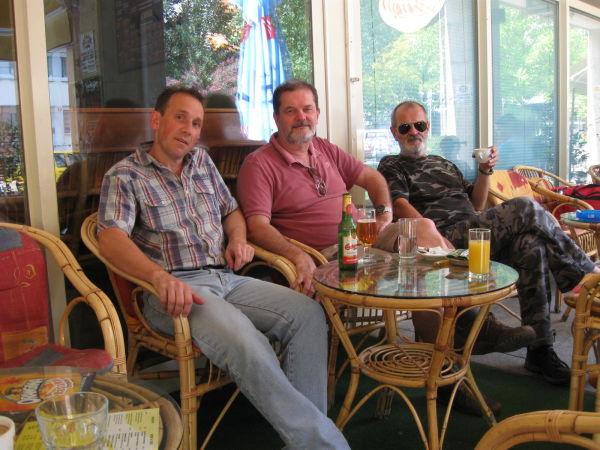 S57ET Rado , S58DX Nermin and S51ZZ Vojko
