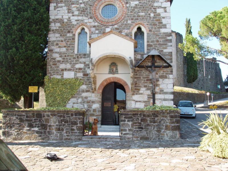 Capela St. Spirito 1398