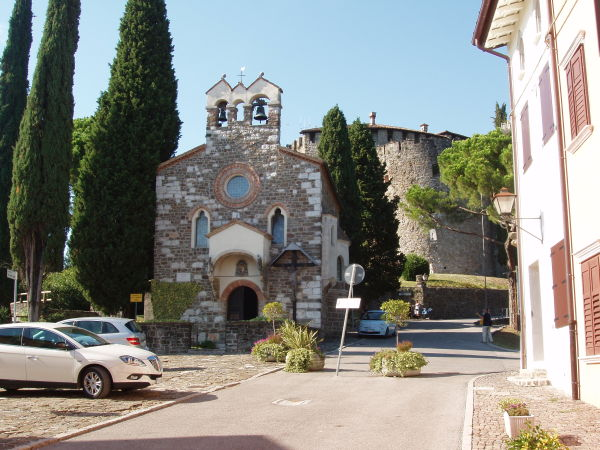 Chapel St. Spirito year 1398