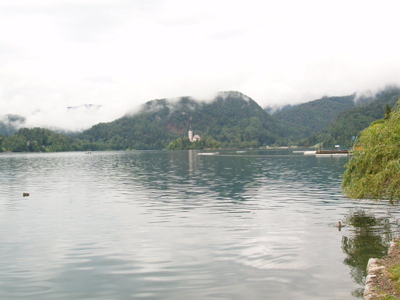 Lake  of Bled