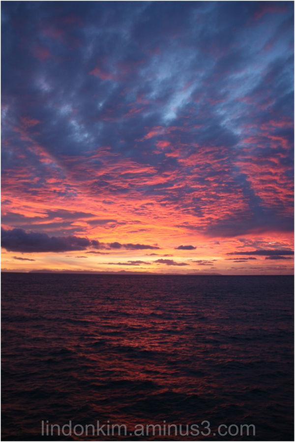 December Sunset @ 1 Newport Pier