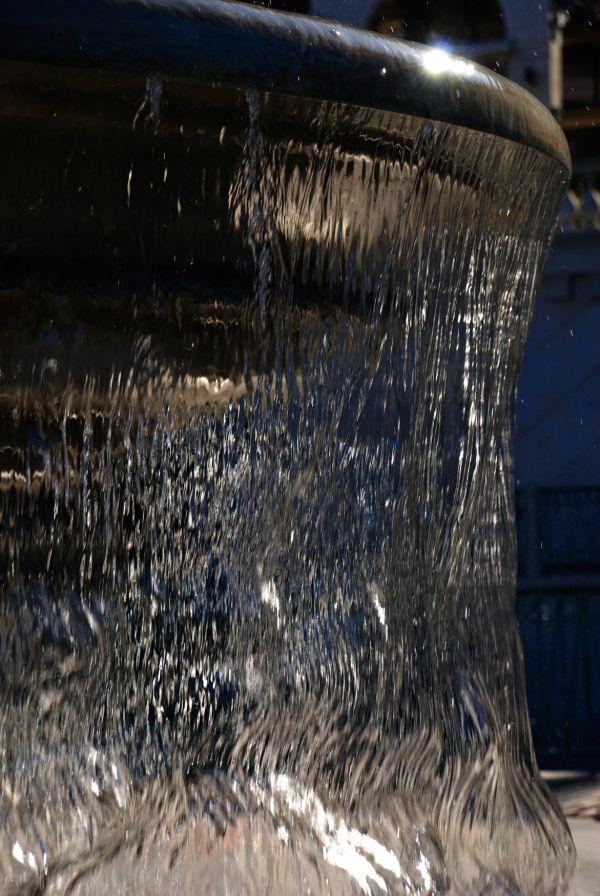 fountain cascade