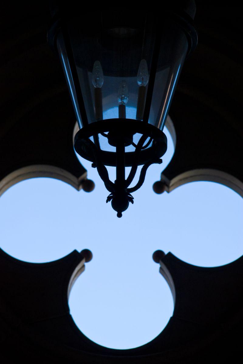 lamp at venetian