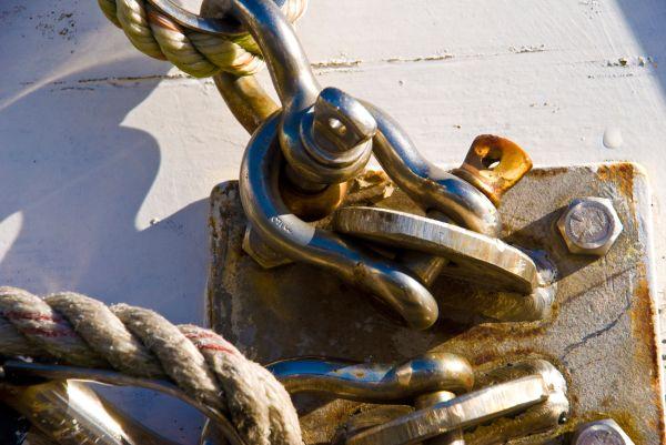 sailing boat rope hardware