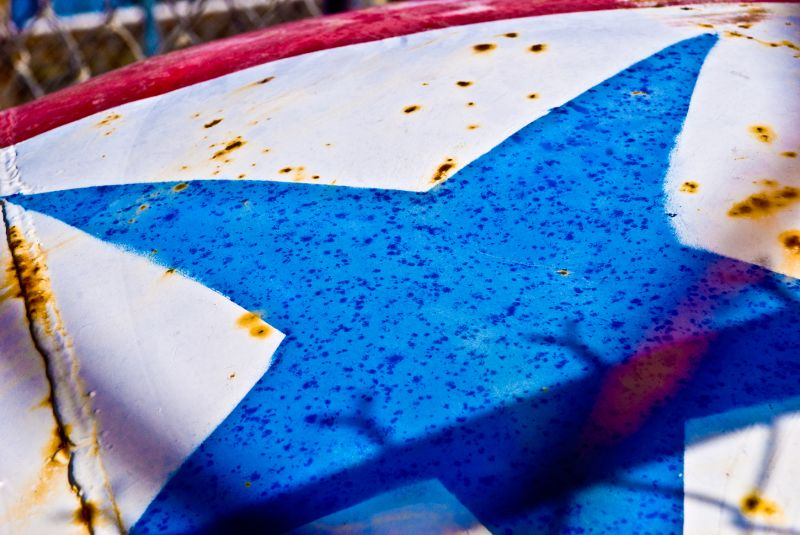 blue star buoy