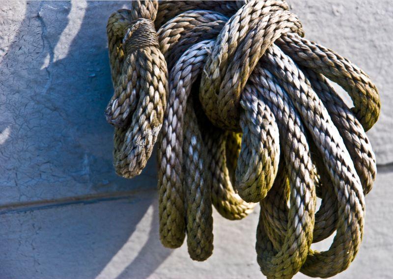 ropes shadows