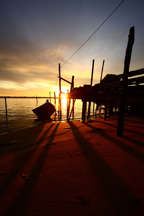 Serasa Beach, Sunrise