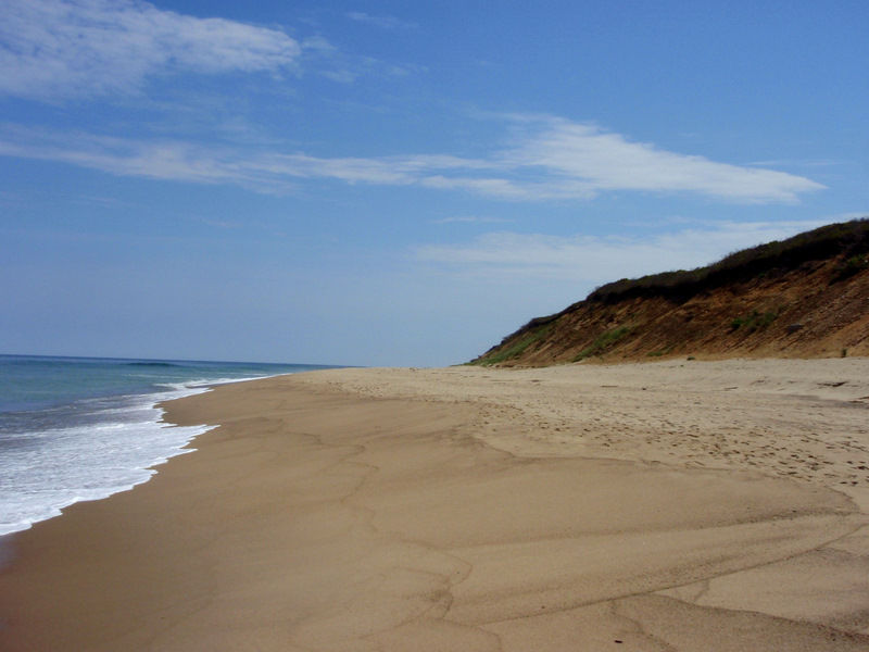 Nauset Beach Cape Cod National Seashore Landscape Rural Photos