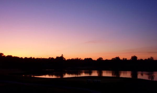 Sunset at Buck's Run