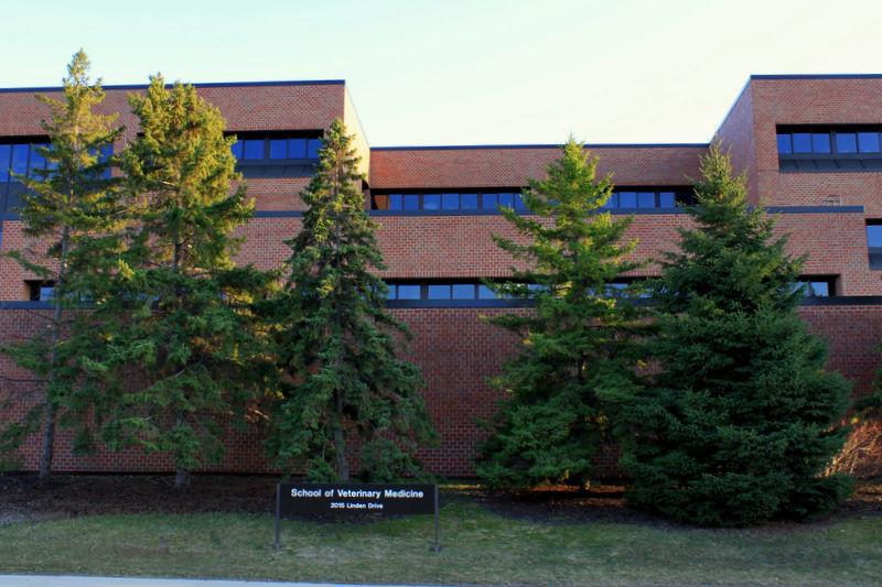 Uw Madison Veterinary School Architecture Photos Symbol In My