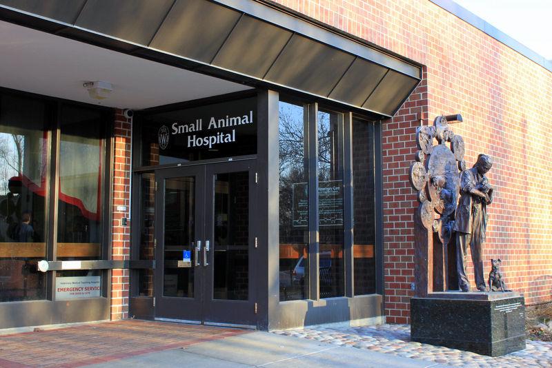 UW's Veterinary Medical Teaching Hospital, Madison