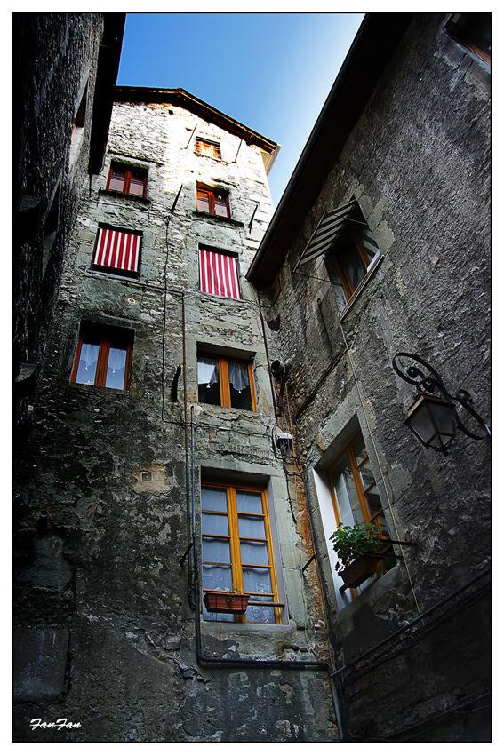 maison ancienne dans Chambéry