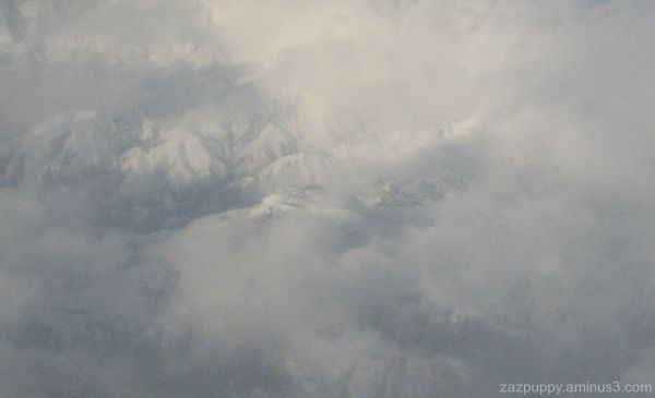Through the Clouds 2