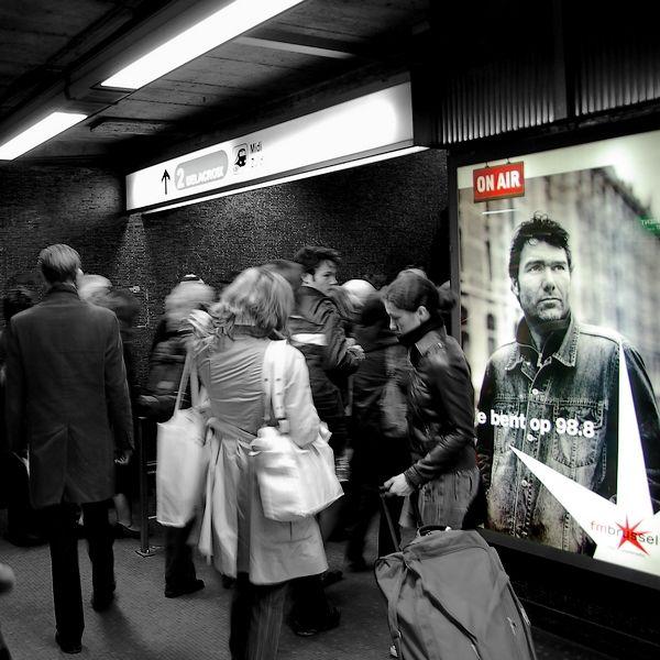 All in the tube, go go go...