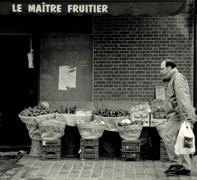 Le maître fruitier