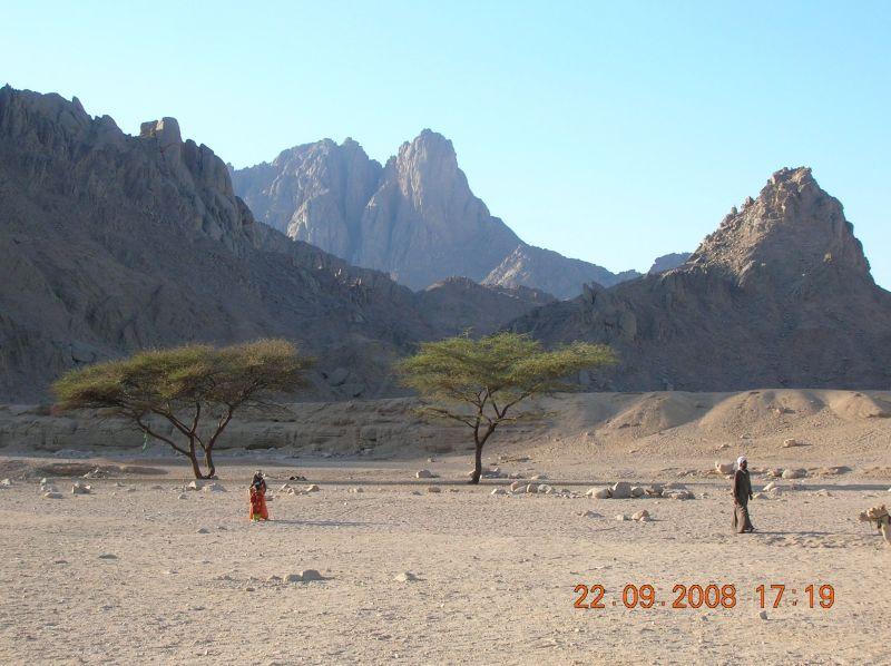 Egypt - Bedouin village