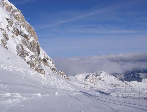 View from Kitzsteinhorn
