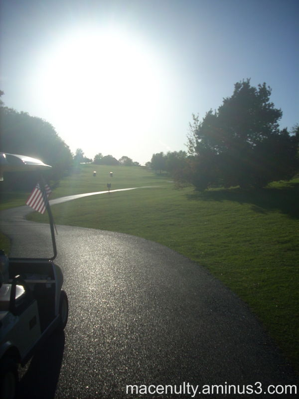 Wounded Warrior golf tournament