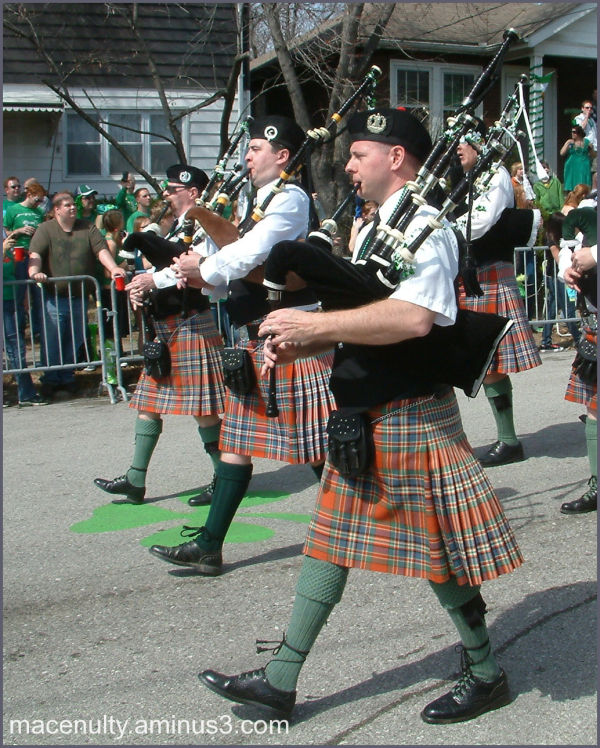 Bagpiper Corps 2
