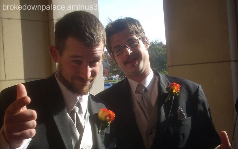 Brothers of the Bride