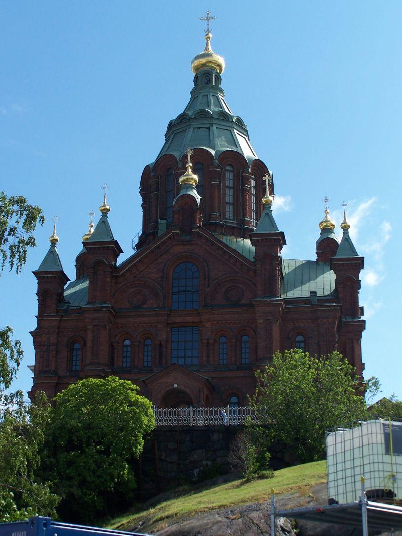 Uspensky Orthodox Cathedral