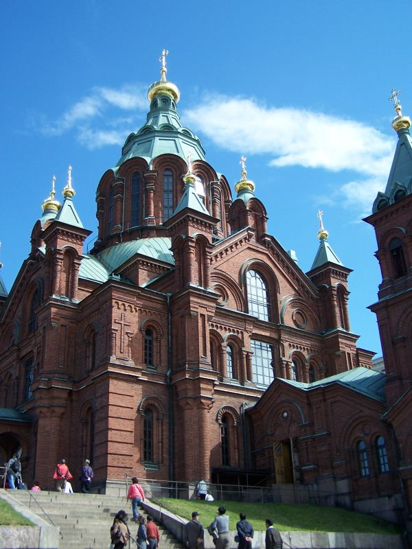Uspensky Orthodox Cathedral # 2