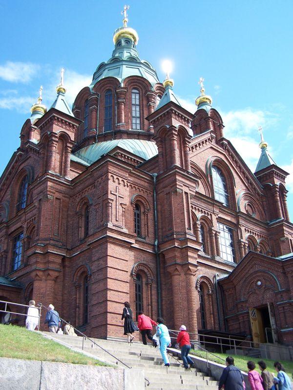 Uspensky Orthodox Cathedral # 3