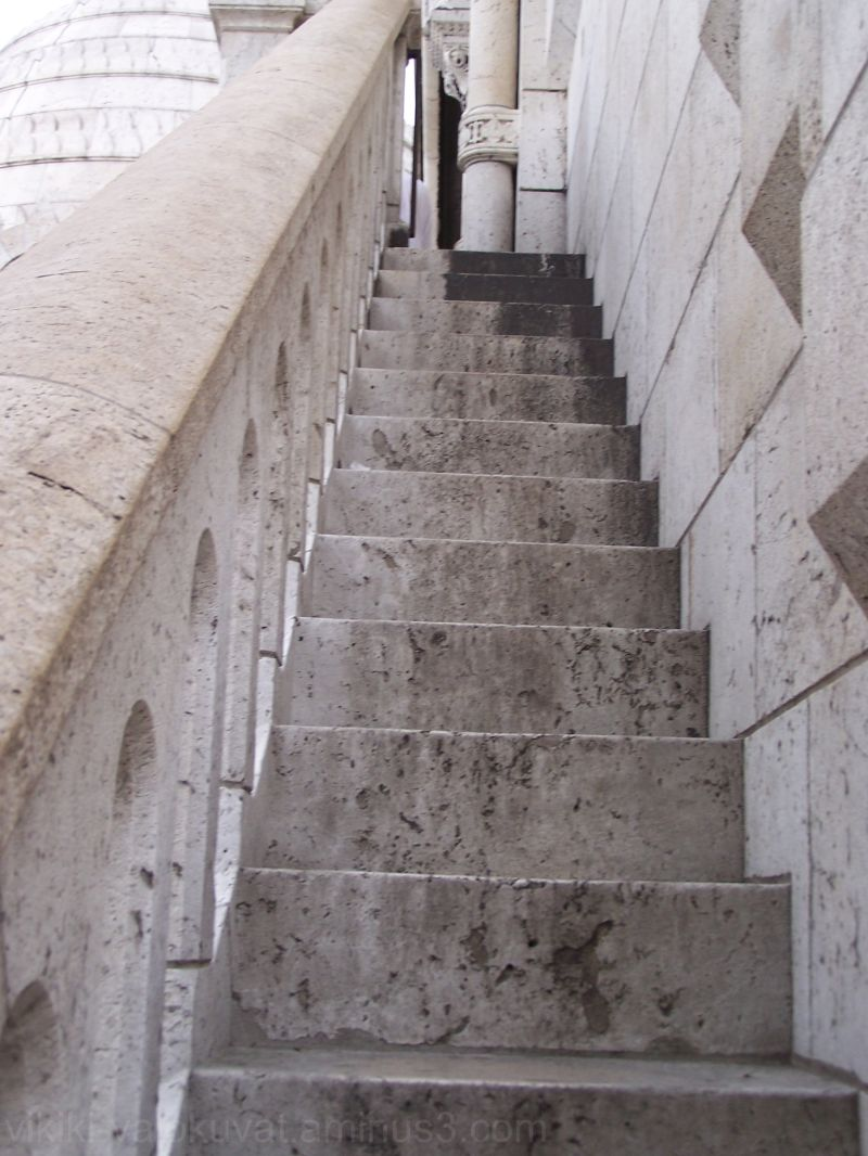 Steps to heaven...